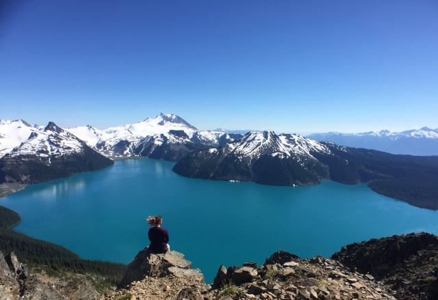 Panorama Ridge Via Taylor Meadows And Garibaldi Lake