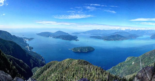 St Mark's Summit- Howe Sound Crest Trail