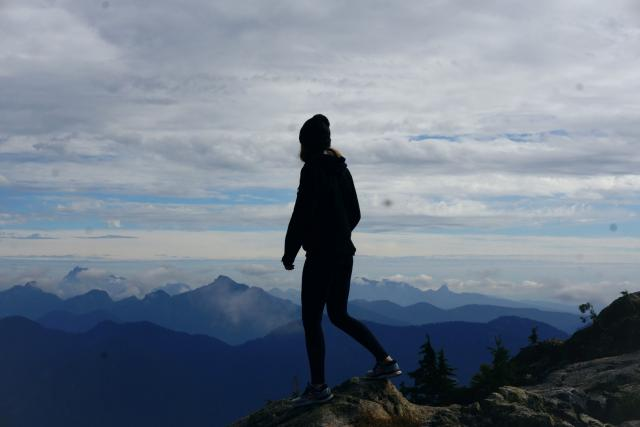 Mount Seymour Peak