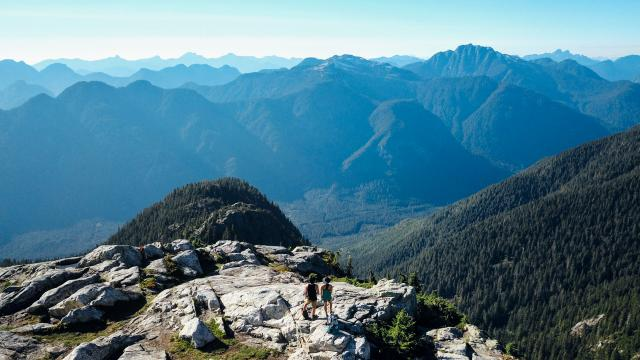 Mount Seymour - Third Peak