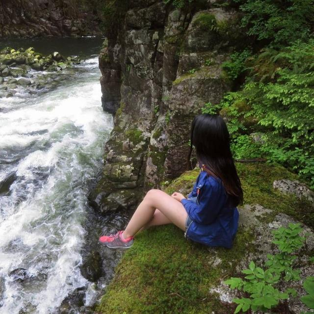 Capilano Canyon Hike