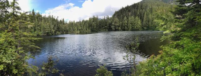 Petgill Lake Trail