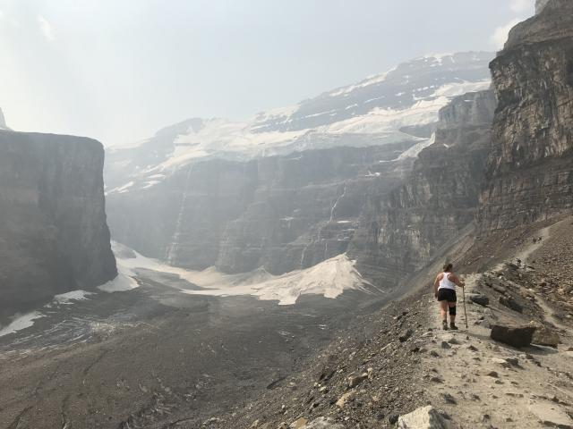 Plain Of The 6 Glaciers