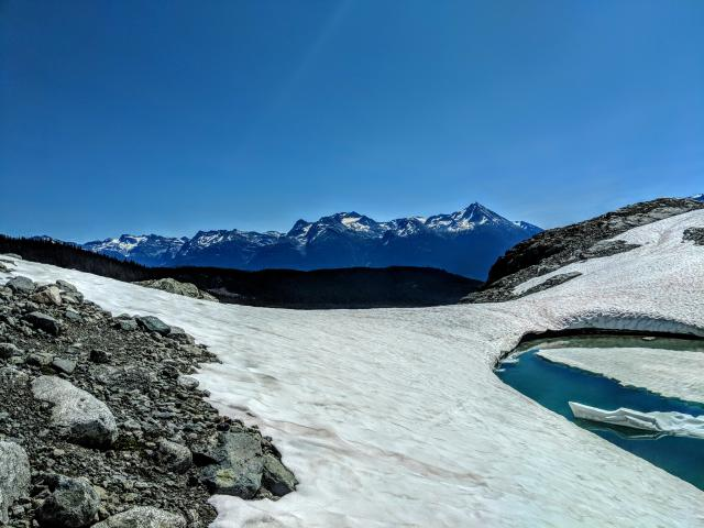 Iceberg Lake / SkyWalk North