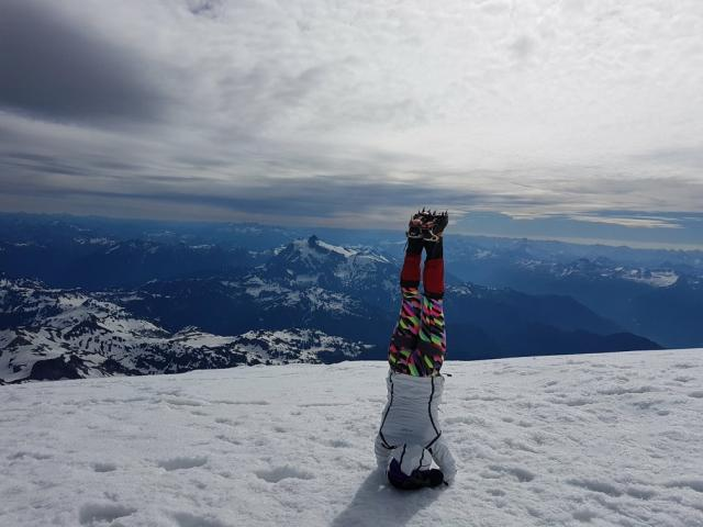 Top Of Mt Baker