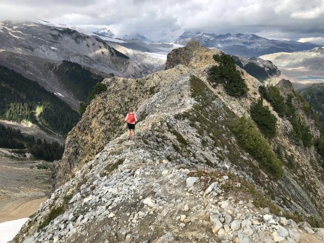 Elfin Lakes / The Gargoyles