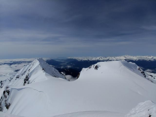 Mount Garibaldi Summit