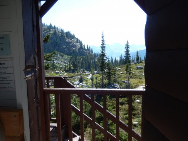 Drinnon Pass/Gwillim Lakes Trail