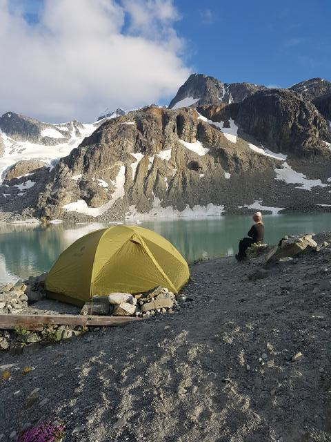 Camping Near Vancouver Without A Car