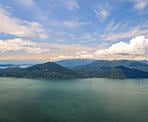 The view of Howe Sound as you arrive at Tunnel Bluffs