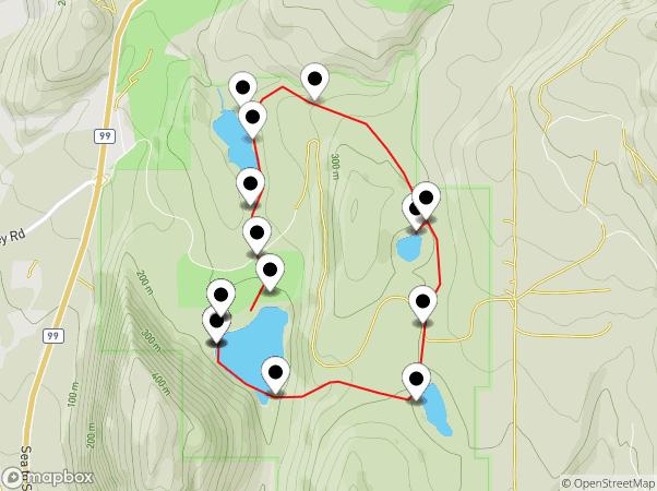 Alice Lake hiking and camping near Squamish, BC | Vancouver