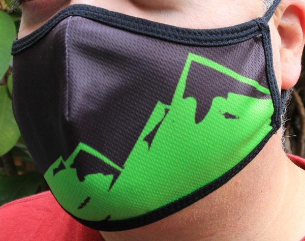 Vancouver Trails Mountain Mask