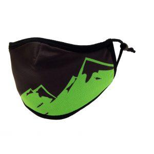 Mountain Mask - Energetic Evergreen